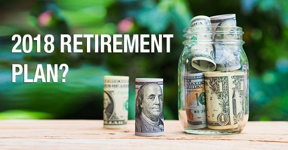 It's not too late: You can still set up a retirement plan for 2018