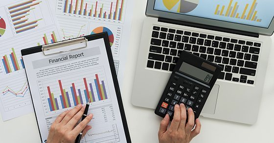 Close-up on financial statements