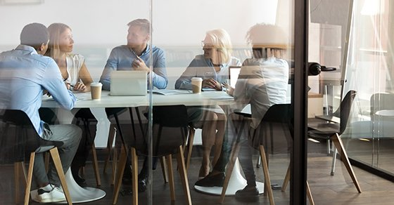 What are the responsibilities of an audit committee?
