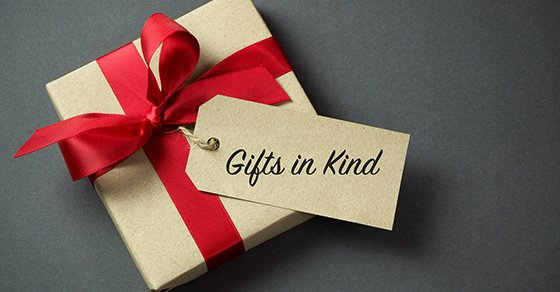 Gifts in kind: New reporting requirements for nonprofits