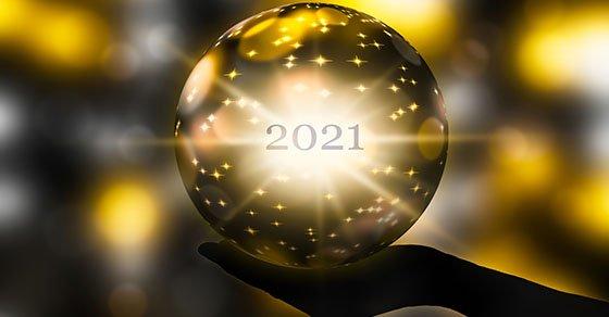Forecasting for 2021